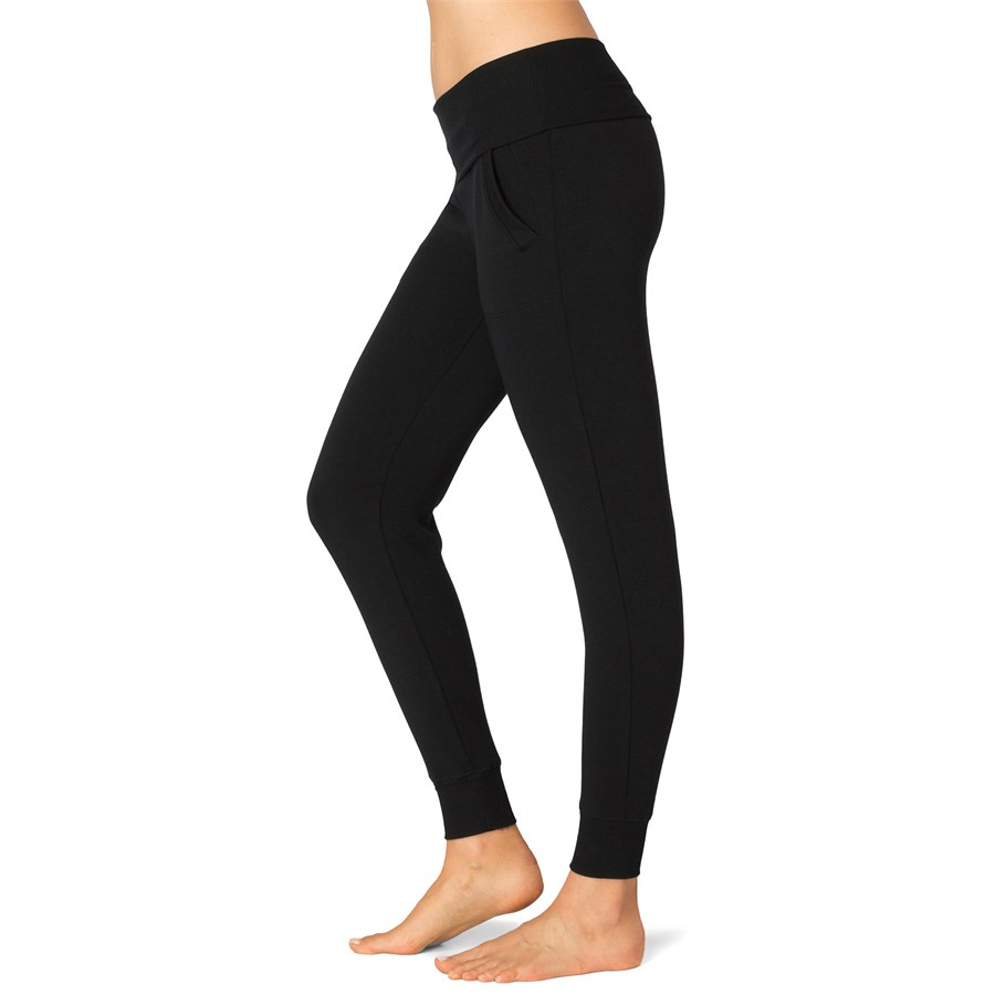 8d177bc56550d Beyond Yoga Cozy Fleece Foldover Sweatpants - Women's | evo
