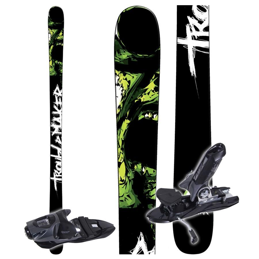 Dynastar Trouble Maker Skis + Bindings - Used 2007