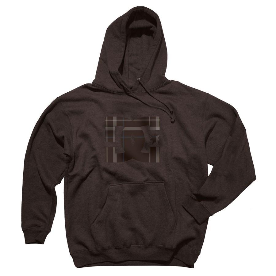 Dc plaid star hoodie evo outlet - Hooi plaid ...