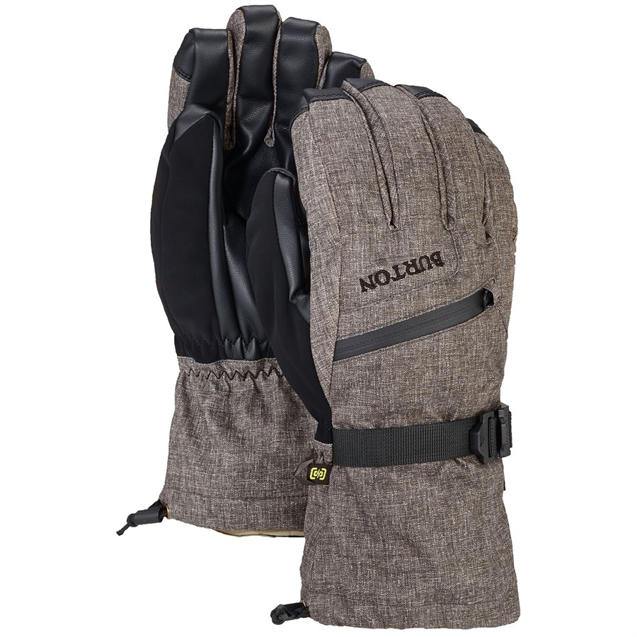 Burton Mens Gore-Tex Glove with Removable Touchscreen Liner