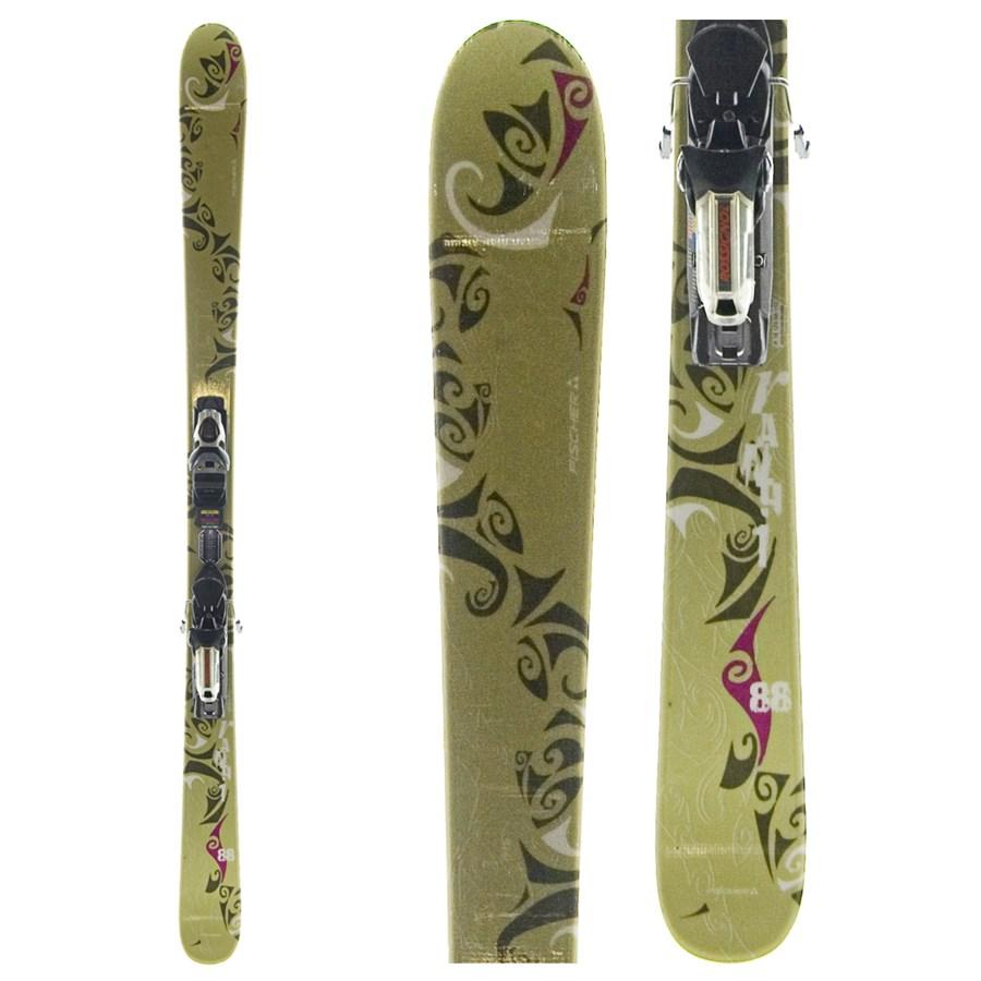 Fischer Rangi Skis + Bindings - Women's - Used 2007