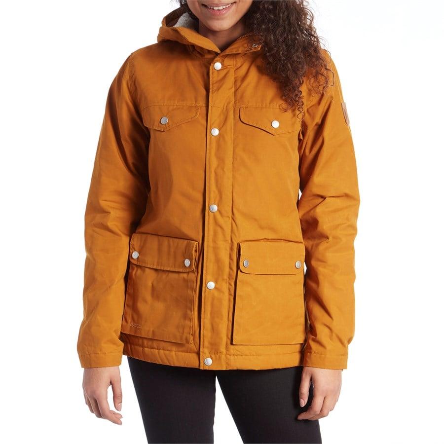 Fjallraven Greenland Winter Parka W Sport Jacket Mujer