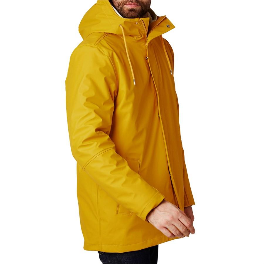 Helly Hansen Womens Moss Long Hooded Fully Waterproof Windproof Raincoat Jacket Moss Hooded Waterproof Windproof Raincoat