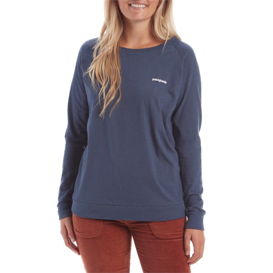 patagonia p6 long sleeve t shirt