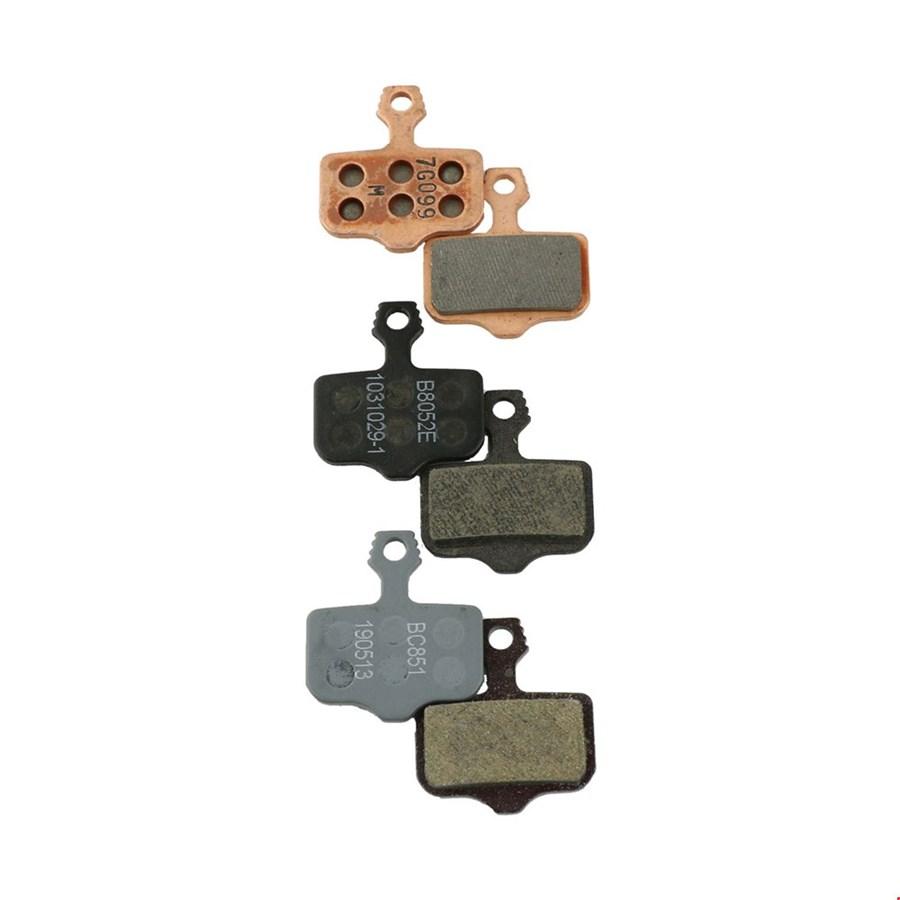 Avid Elixir Disc Brake Metal Pads Steel Back