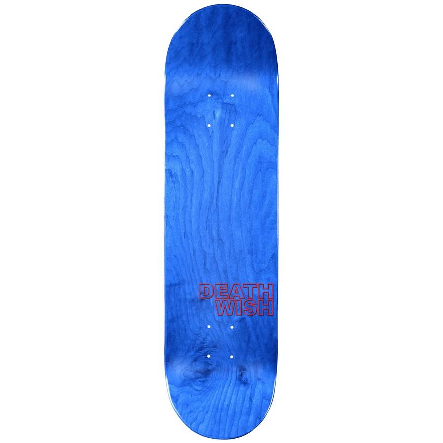 "Deathwish /""It Never Ends/"" 8.25 x 31.5 Skateboard Deck"