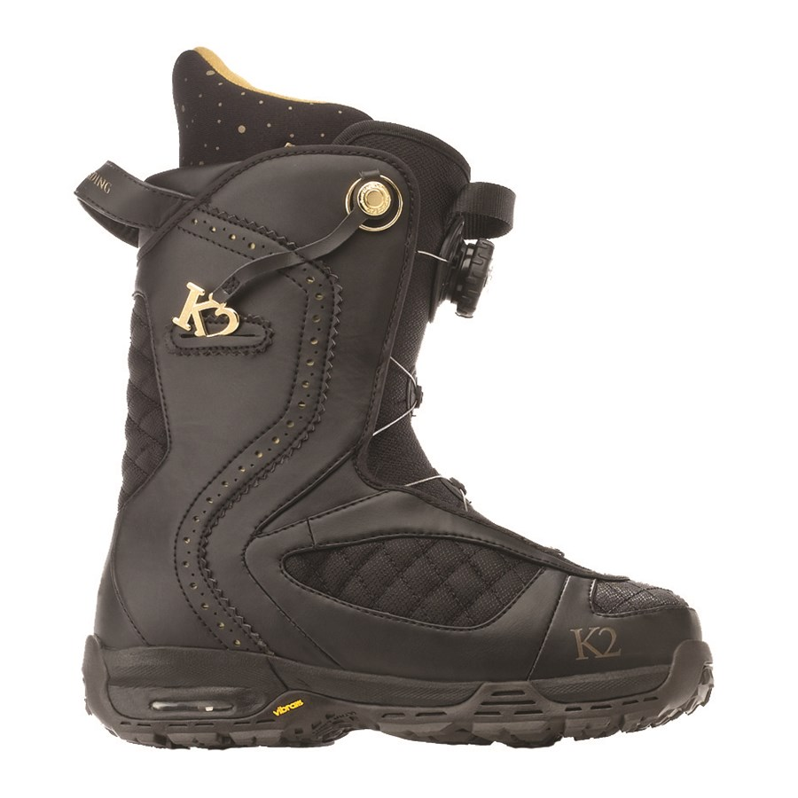 k2 boa snowboard boots s 2007 evo outlet