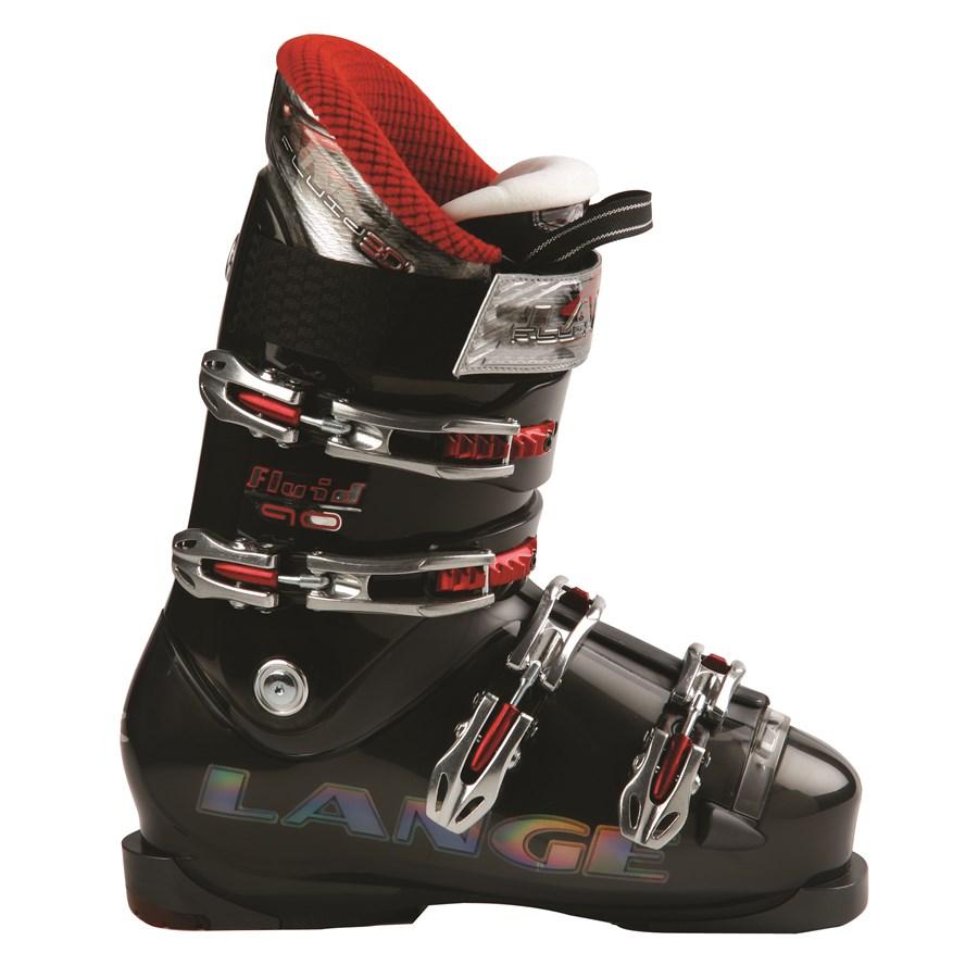 lange fluid 90 ski boots 2009 evo outlet