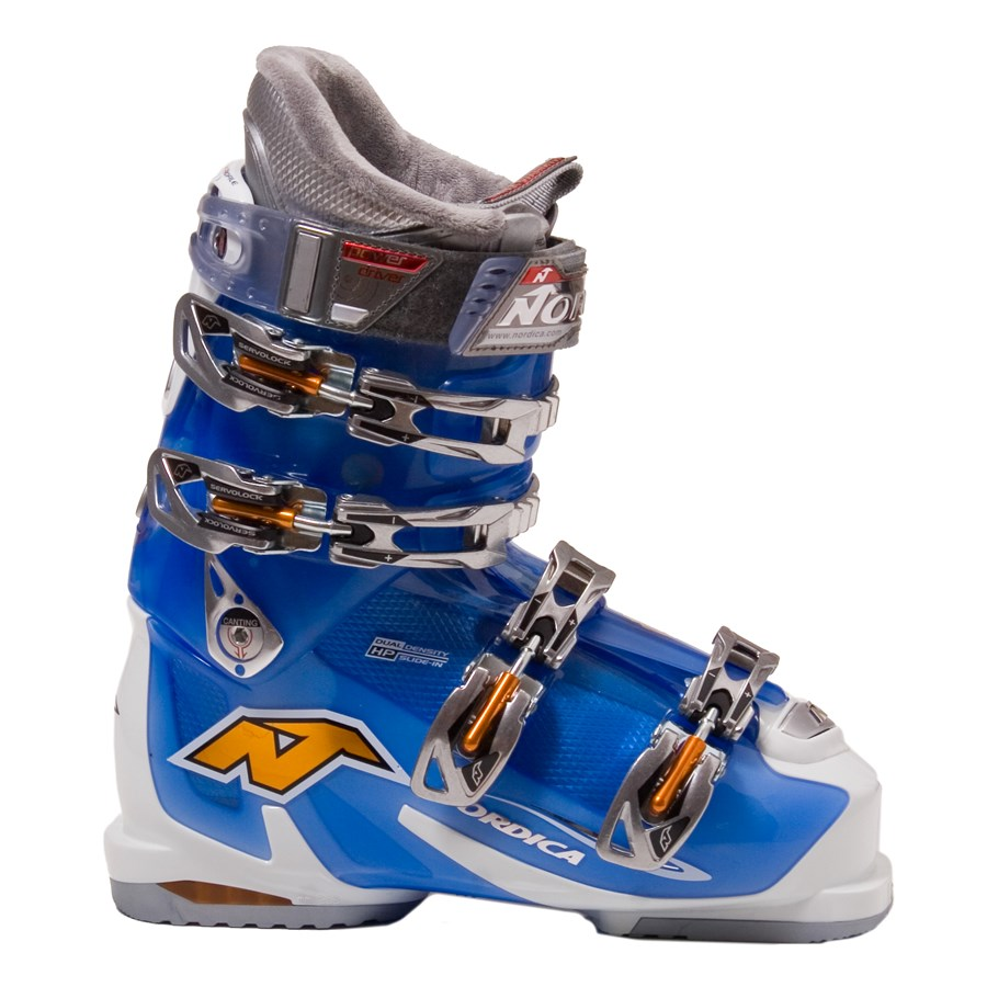 Nordica Olympia Speed Machine 10 Ski Boots Women S 2007 Evo Outlet