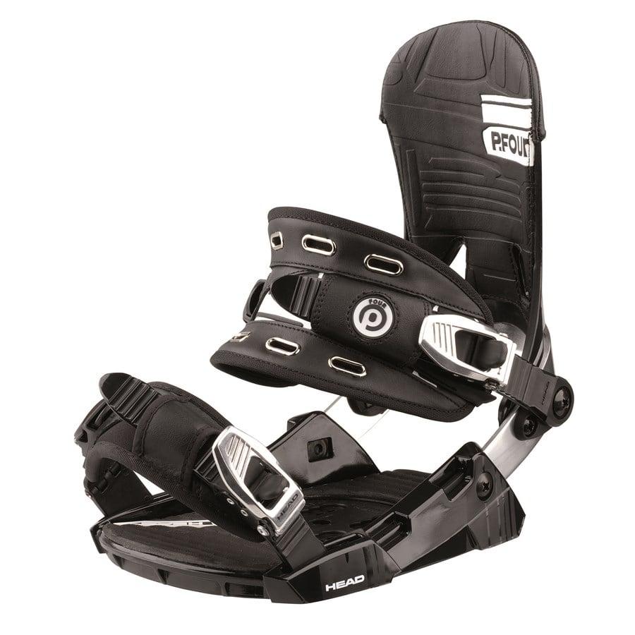 Head P4 Snowboard Bindings 2009