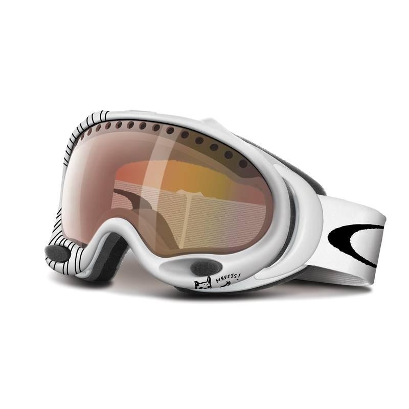 oakley shaun white a frame goggles