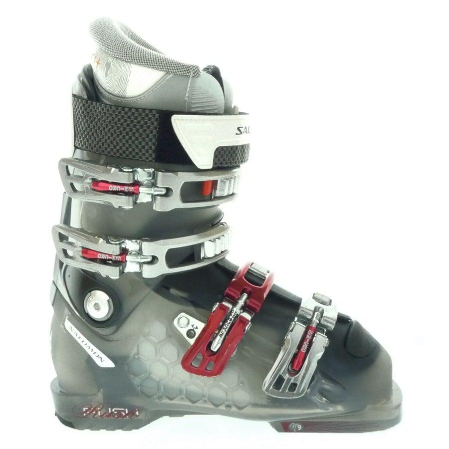 salomon 8 ski boots s used 2006 evo outlet