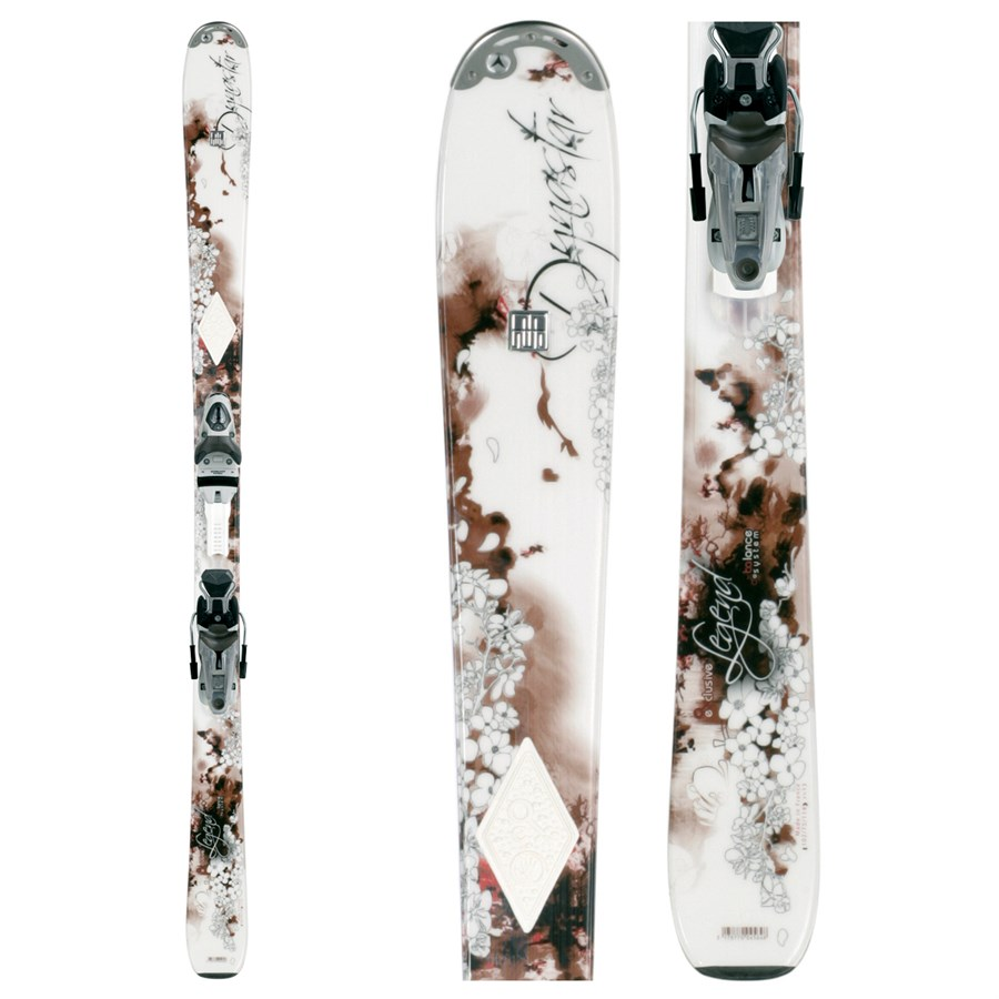 Dynastar Exclusive Legend Fluid Skis + NX Exclusive Lifter