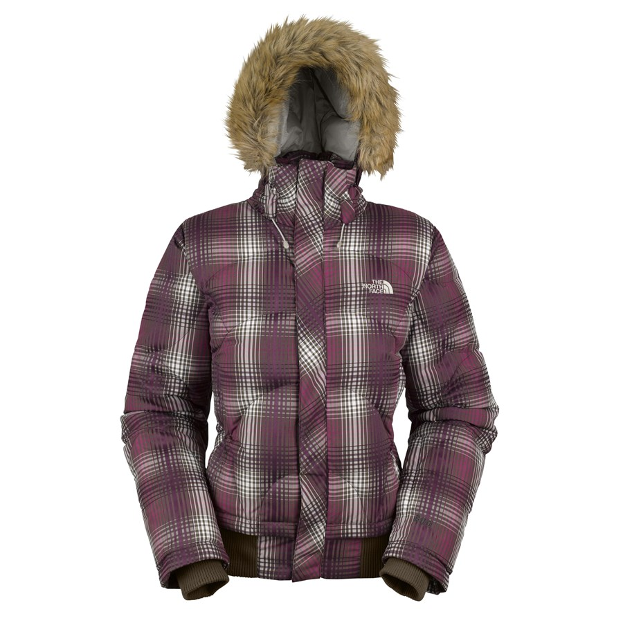 The North Face Furallure Plaid Jacket - Women's | evo