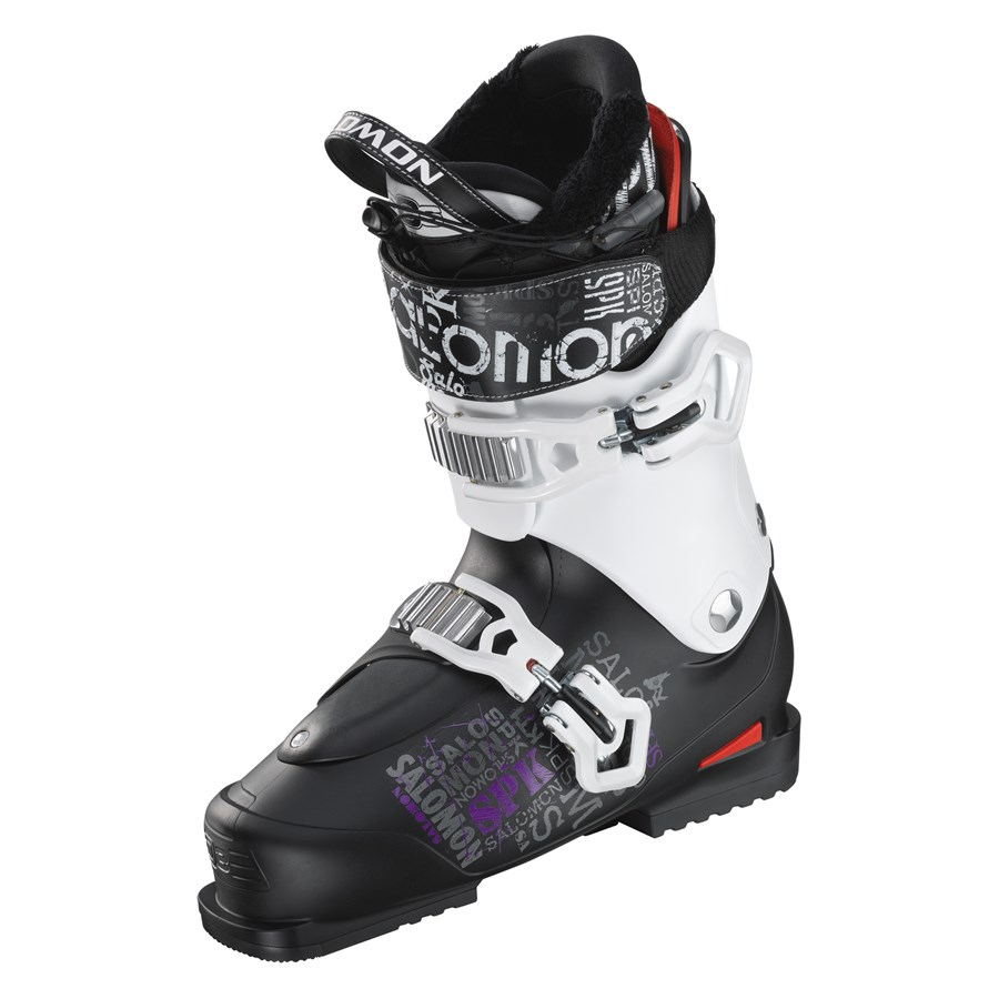 new high best wholesaler great prices Salomon SPK Kaos Ski Boots 2010