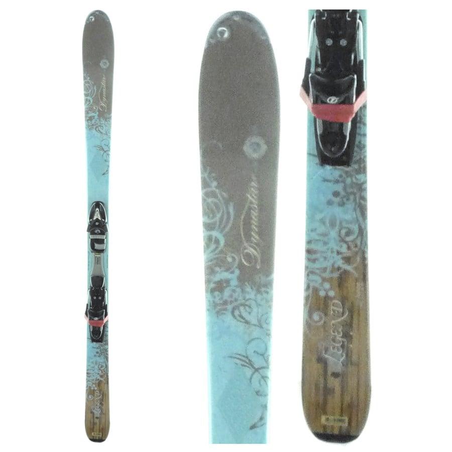 Dynastar Exclusive Powder Skis + Bindings