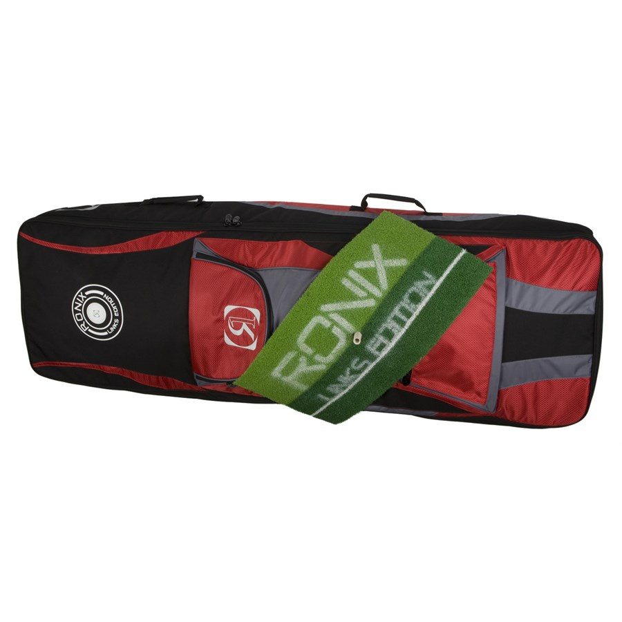 ronix links padded wheelie wakeboard bag 2009 evo outlet