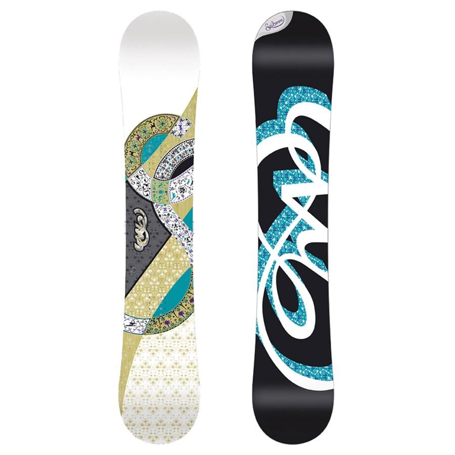 juoksukengät hyvännäköinen kuponkikoodit Salomon Ivy Snowboard - Women's 2010