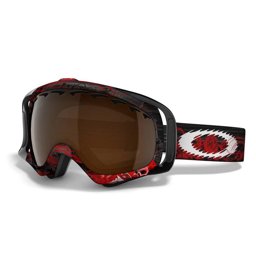 8e059a9657af3 Oakley Seth Morrison Crowbar Snow Goggles   Louisiana Bucket Brigade