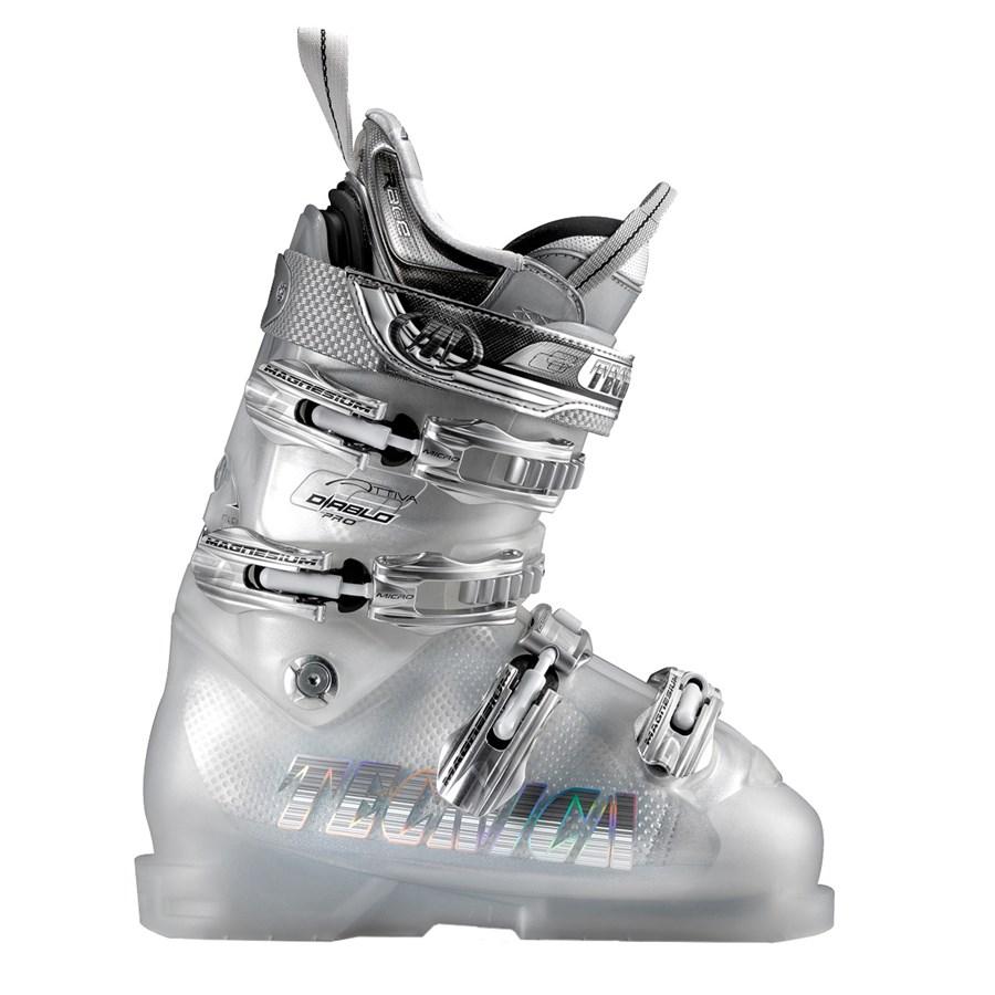Tecnica Attiva Pro 100 Ski Boots Women S 2010 Evo
