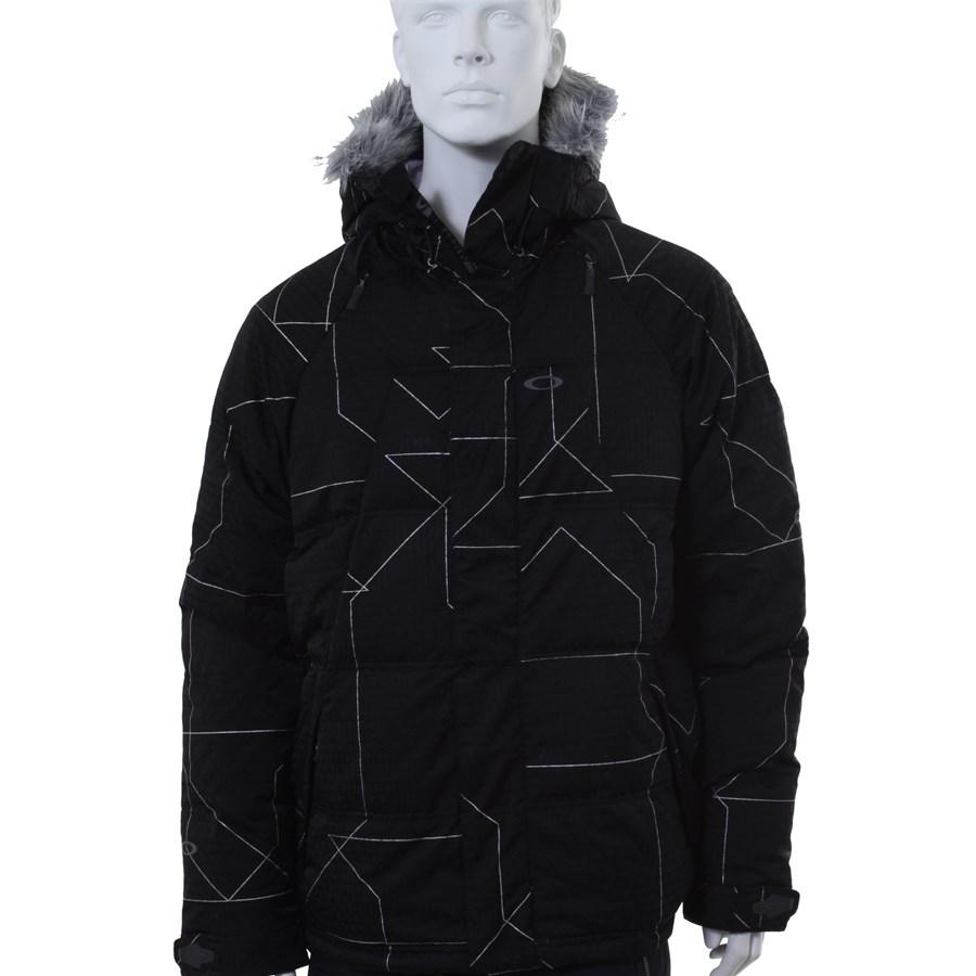 Oakley Puffy Down Jacket Black « Heritage Malta 7e876e9f6