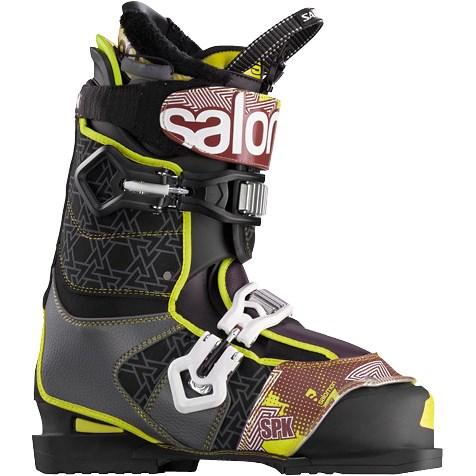 Salomon SPK Kaos Ski Boots 2010