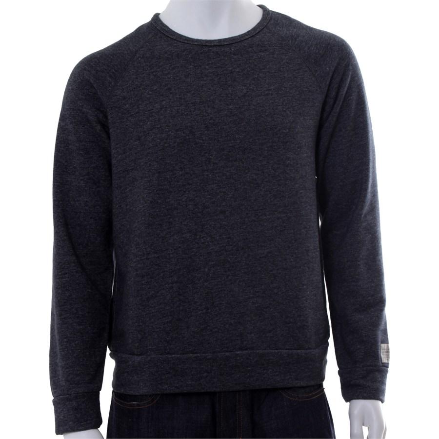 obey clothing port pullover sweatshirt evo outlet. Black Bedroom Furniture Sets. Home Design Ideas