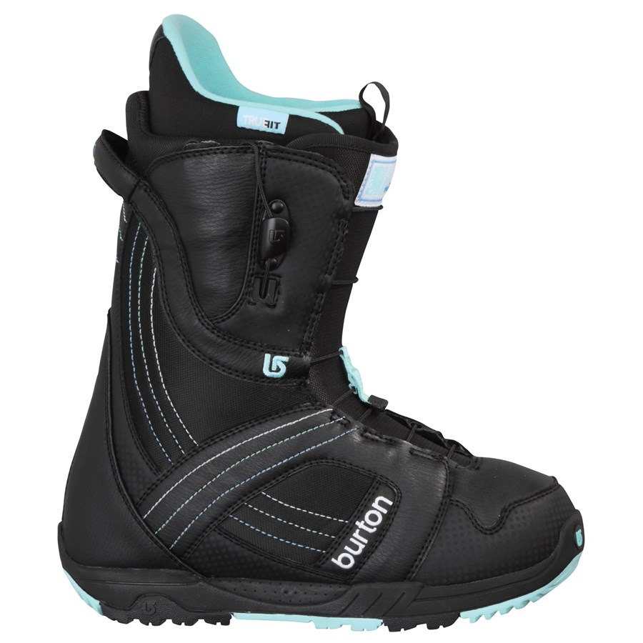 burton mint snowboard boots s 2011 evo outlet