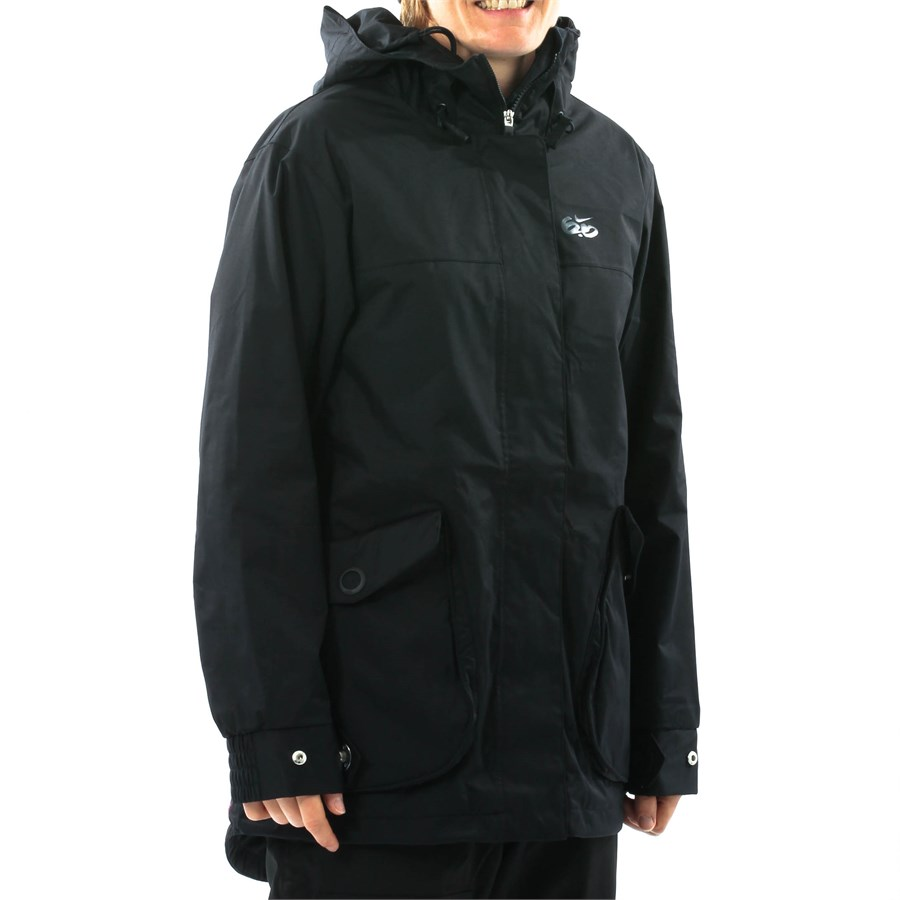 1ee3d87487e8 black nike waterproof jacket   OFF47% Discounts