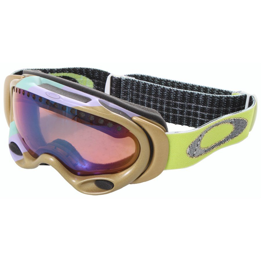 oakley a frame goggles size