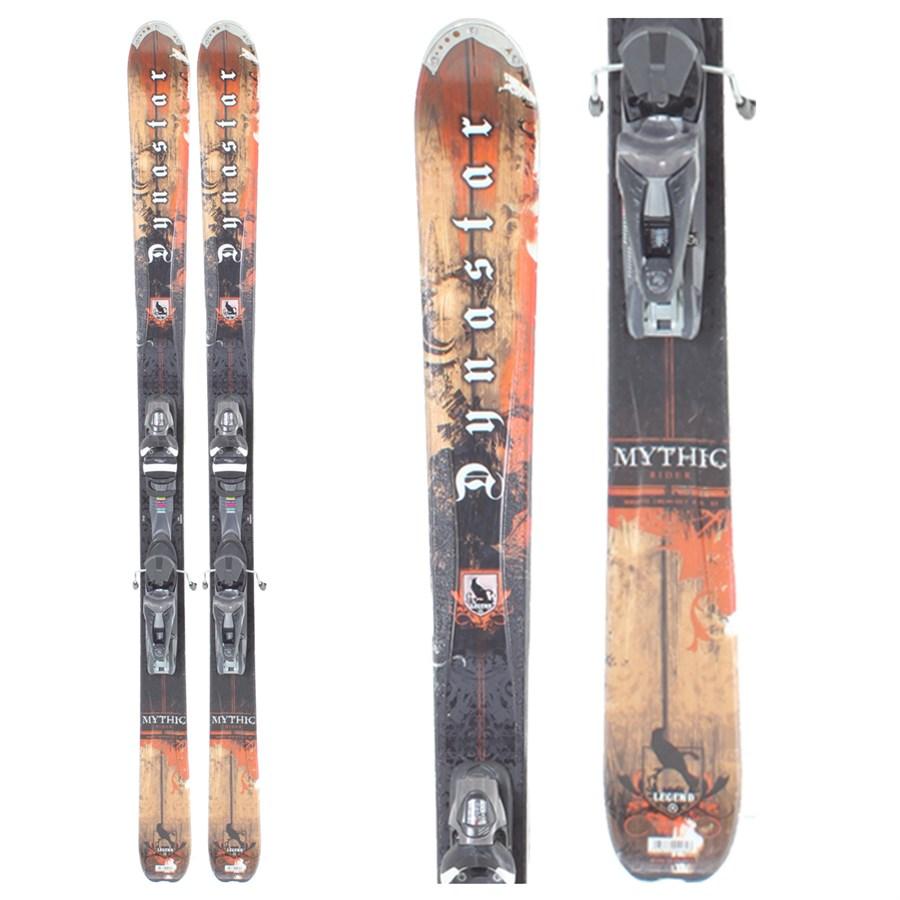 Dynastar Legend Mythic Rider Skis + Bindings