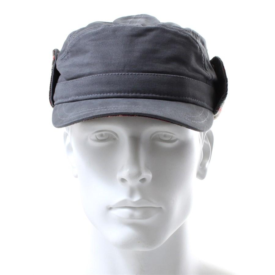 Goorin Brothers Granite Ear Flap Cadet Hat  a67f974be065