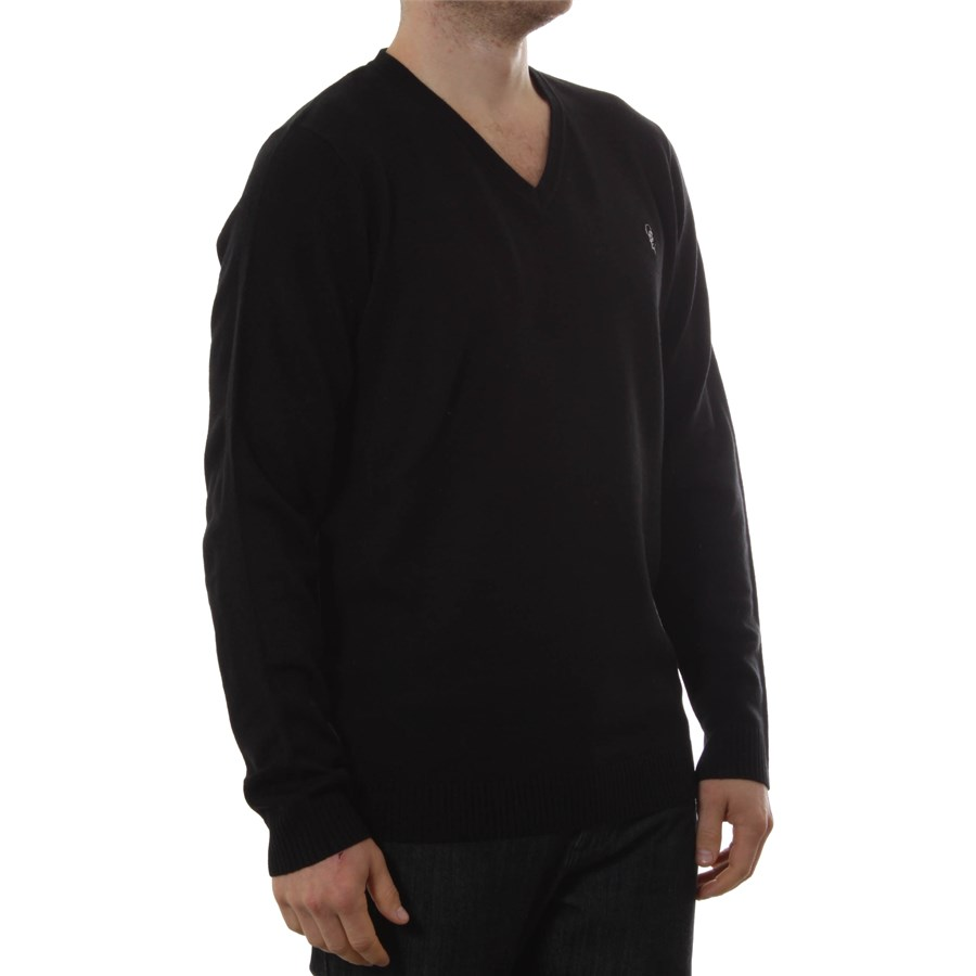 Obey Clothing Noble V Neck Sweater | evo outlet