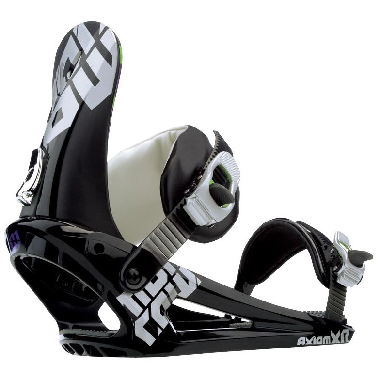 Morrow Axiom XR Snowboard Bindings 2011