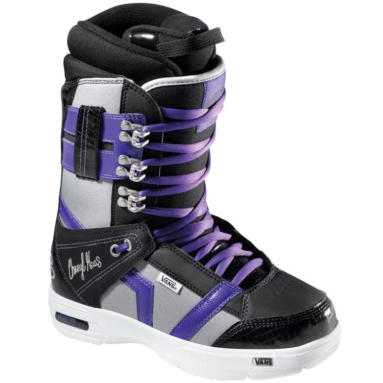 vans hi standard snowboard boots s 2011 evo outlet