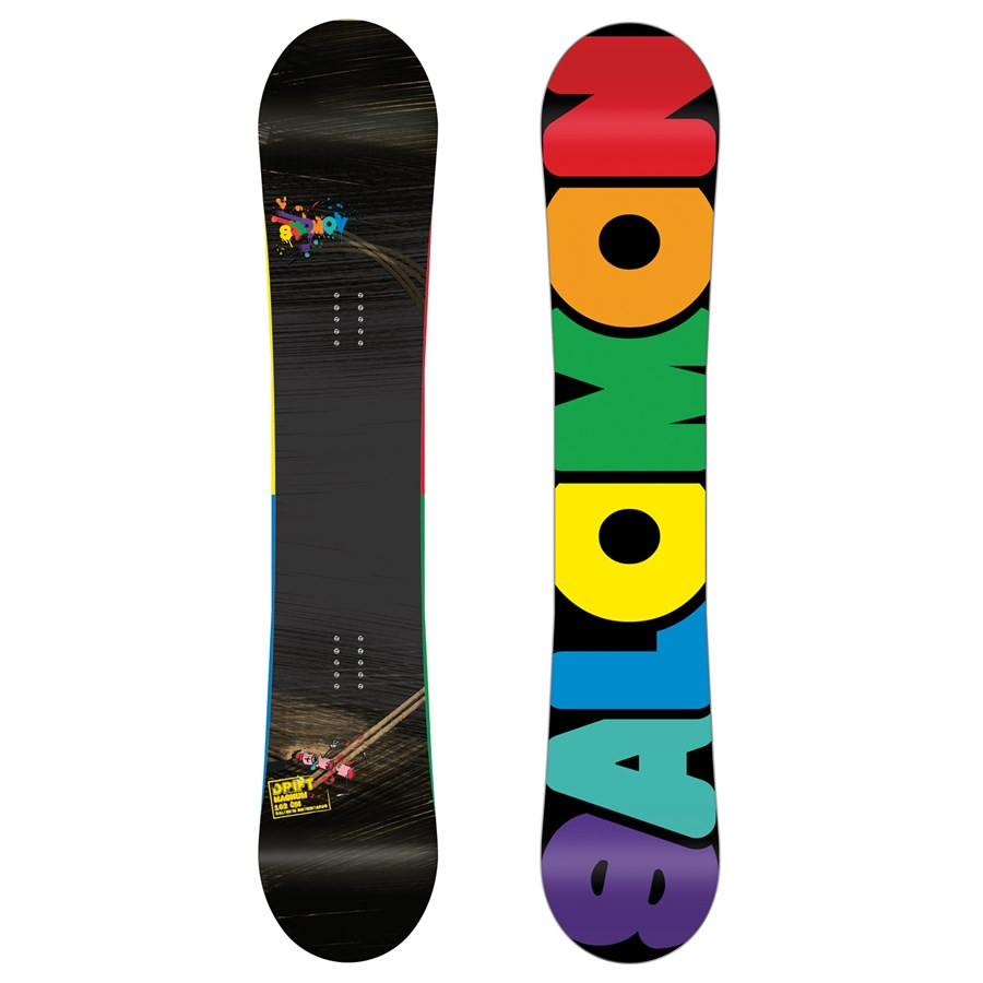Salomon Drift Rocker 154 Snowboard