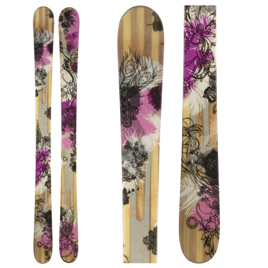 Line Skis Celebrity 100 Skis - Women's 2012 | evo
