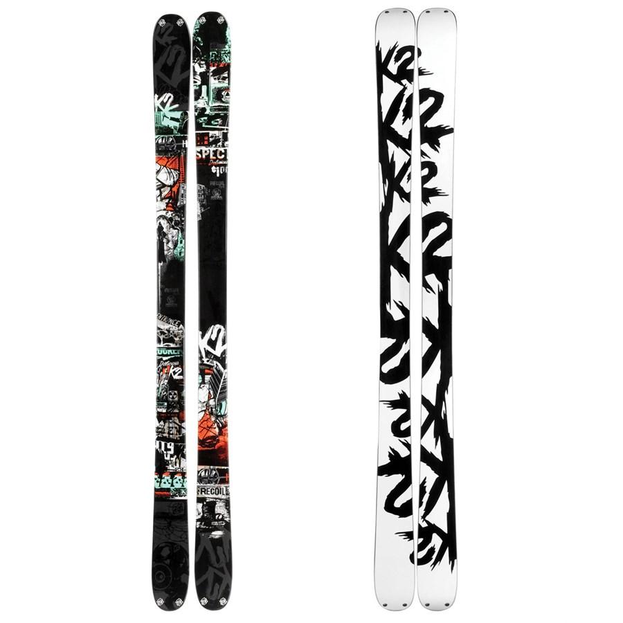 K2 Recoil Skis 2012 Evo
