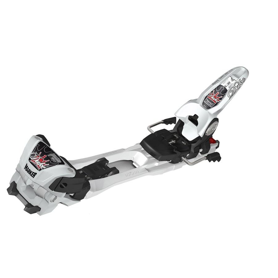 Marker Duke (Small) Ski Bindings (110mm Brakes) 2012