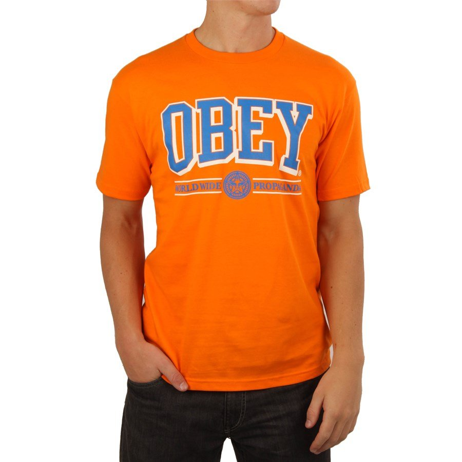 Obey Clothing Athletics T Shirt | evo outlet