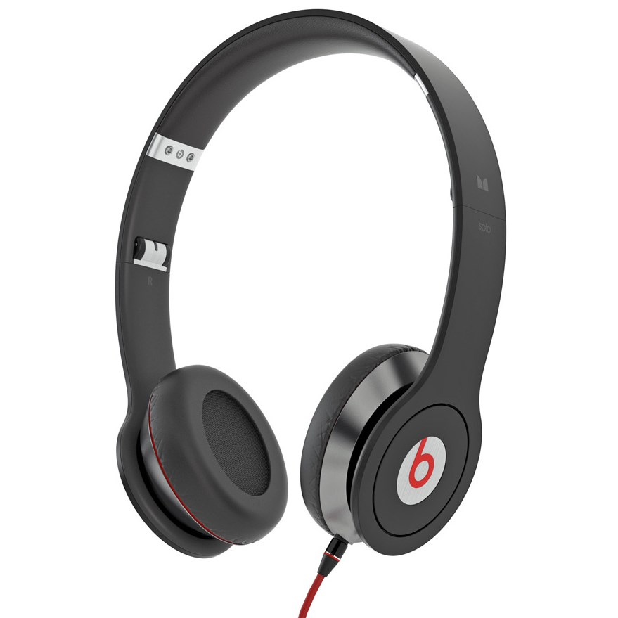 Beats by Dre Beats Solo HD Headphones | evo