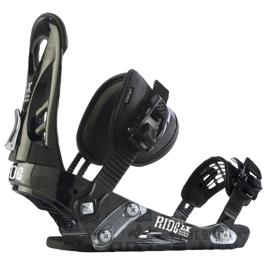 how to install ride bindings