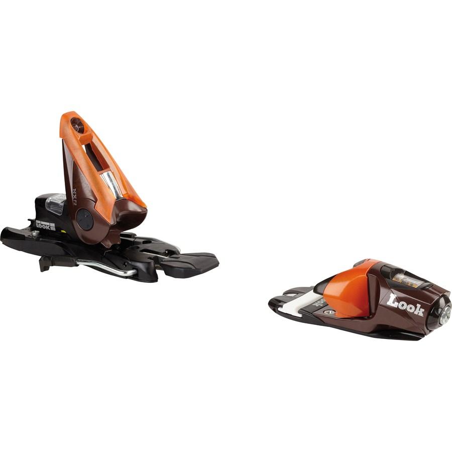 Look NX 12 Medium Ski Bindings (90mm Brakes) 2012