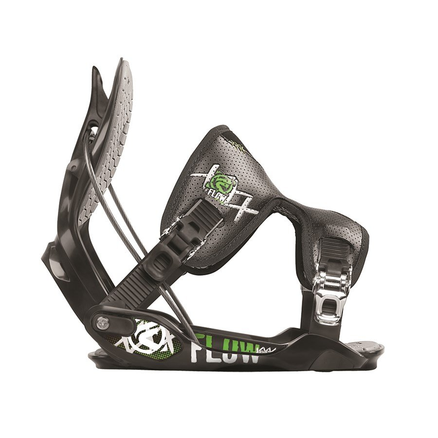 Flow Trilogy Snowboard Bindings 2012