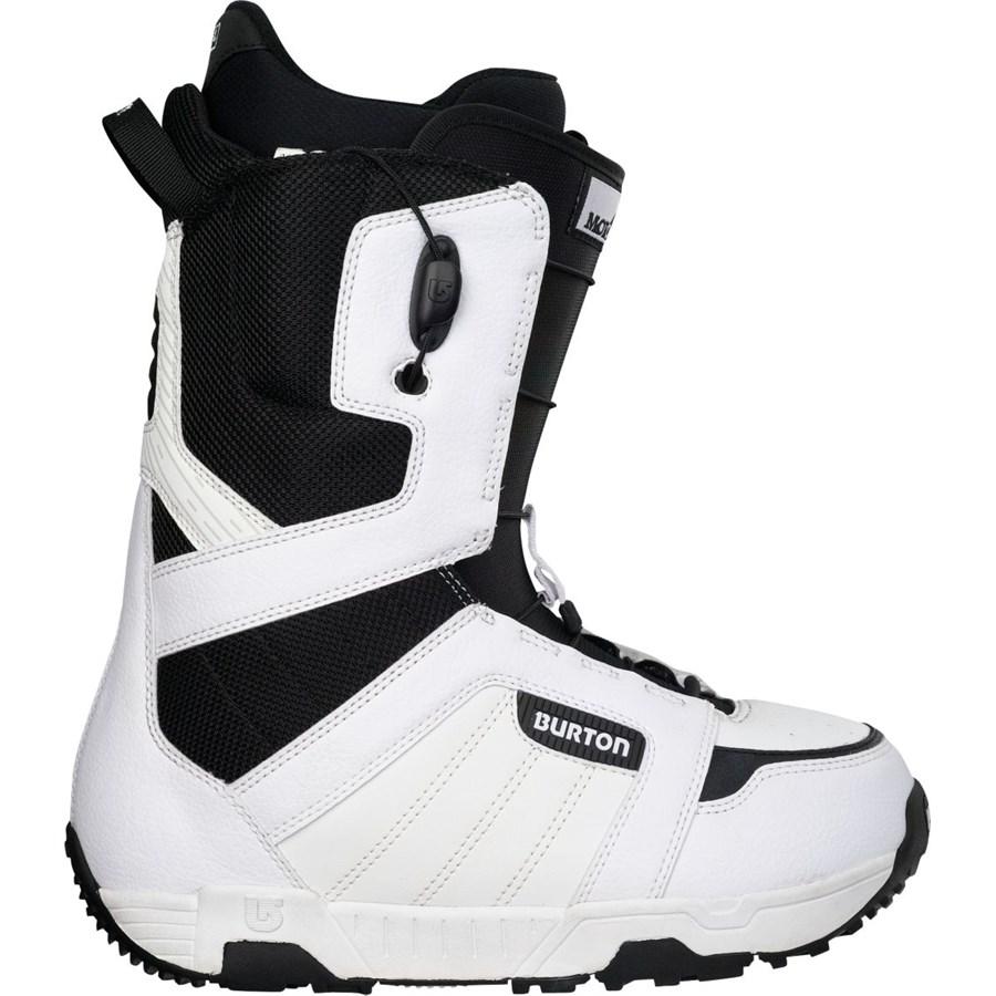 a menudo barbería Giro de vuelta  Burton Moto Snowboard Boots 2012 | evo