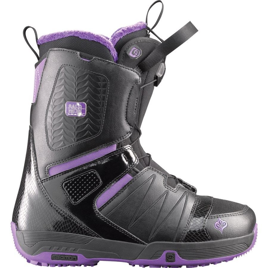 Beautiful Salomon Winter Shoes