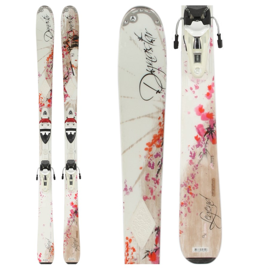 Dynastar Exclusive Legend Skis + Bindings