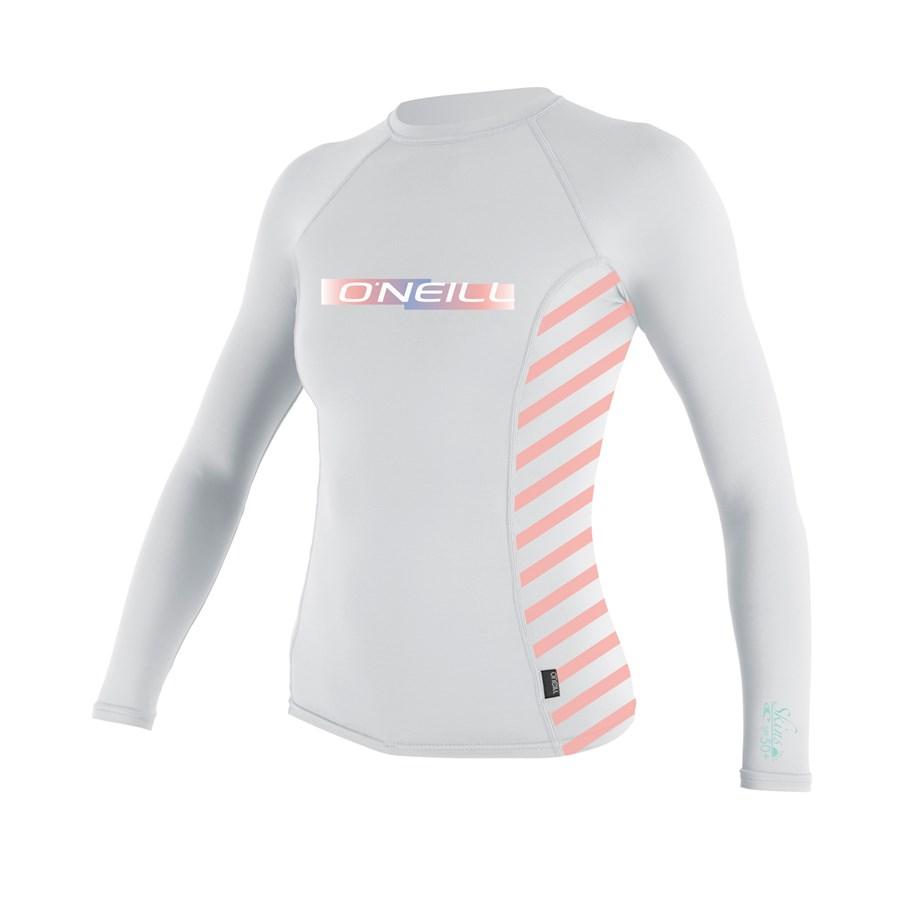 o 39 neill day away long sleeve crew surf shirt women 39 s