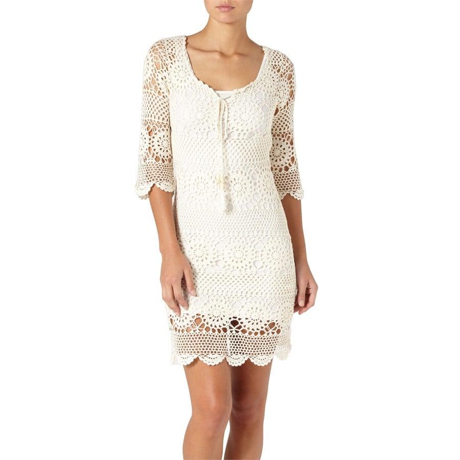 Quiksilver Coastal Crochet Dress - Women's | evo