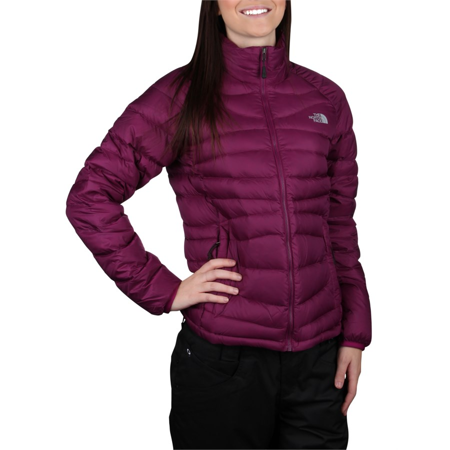 North face womens bubble coat